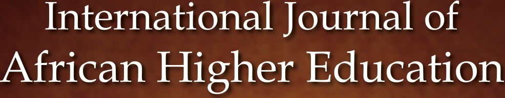 International Journal of African Higher Education