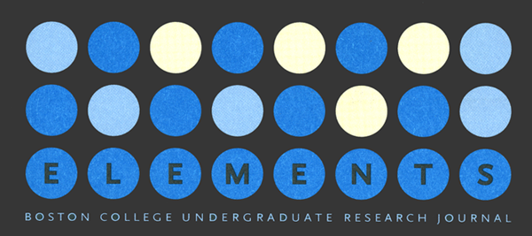 Elements: The Undergraduate Research Journal of Boston College