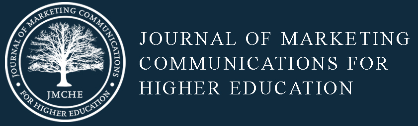 Journal of Marketing Communications for Higher Education (JMCHE)
