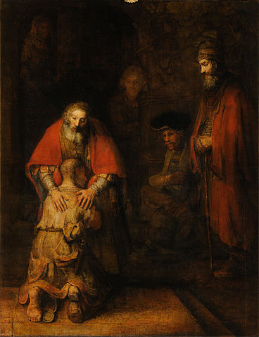 Return of the Prodigal Son (c. 1661-1669), by Rembrandt van Rijn