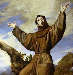 """Saint Francis of Assisi"" (1624) by Jusepe de Ribera (Wikimedia Commons)"